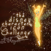 Disney Characters Icon Challenge