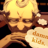 DN - Roger 「damn kids.」