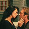 sg1 - Daniel & Vala - almost kissing