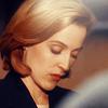 Agent Dana Scully: speak to me