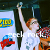 music:;; geek rock