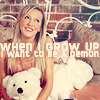 OhBooth: When I Grow Up Demonized