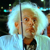 Doc Brown BTTF