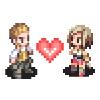balthier *hearts* ashe