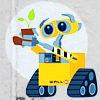 Mary Catherine: [wall-e] plant