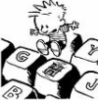 Calvin & Hobbes Keyboard