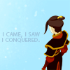 Mary Catherine: [av] azula conquered