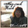 haystack rock, beach charlie