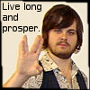 oh bother: PATD Spencer is a Vulcan!