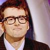 david huge glasses
