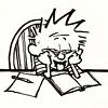 Calvin homework