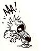 """Calvin """"AAA!"""""""