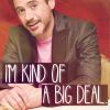 RDJ Big Deal