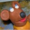 Пластилиновый мышка