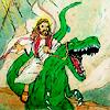 jesus & the dinosaurs, philosopy in a tea cup