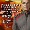 Buggy's Mistress: SGA/VOY: Doc wrong show