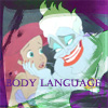 Body language with Ariel