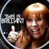 Charis M. Ellison: Doctor Who - Donna is brilliant