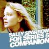 Sally Sparrow