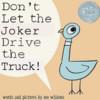 joker, pigeon, truck