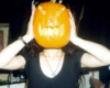Miss Pumpkinhead