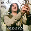guide my sword