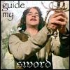guide my sword