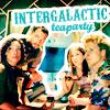 intergalactic teaparty