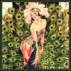 ceteranna: peacock woman