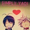 ana :D: simply yaoi