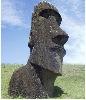 Easter-Island Moai