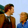 On an adventure (Doctor Who and Rose)