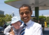 Matthew B. Tepper: Obama holding baby
