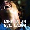 Sammy - evil laugh
