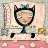 Inayah: catbed