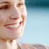 PB Sara smiling