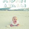 April: Aidan-beach