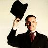 tardis_stowaway: top hat eccleston