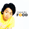 Izat: need food