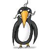 старый пингвин
