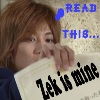 Zek a.k.a Jin Secret Lover
