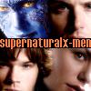 Dean/Mystique & Sam/Rogue