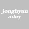 JONGHYUN A DAY