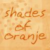 Shades of Oranje