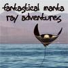 flying fantastical manta!