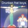 Drunk - athenazandrite
