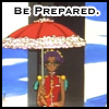 Be Prepared - athenazandrite