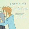 Zexion/Demyx ♥ lost in his melodies