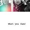 Mlle de Fer: LOTR what you fear Poke