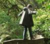walking a wall